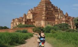 Backpacking v Mjanmarsku