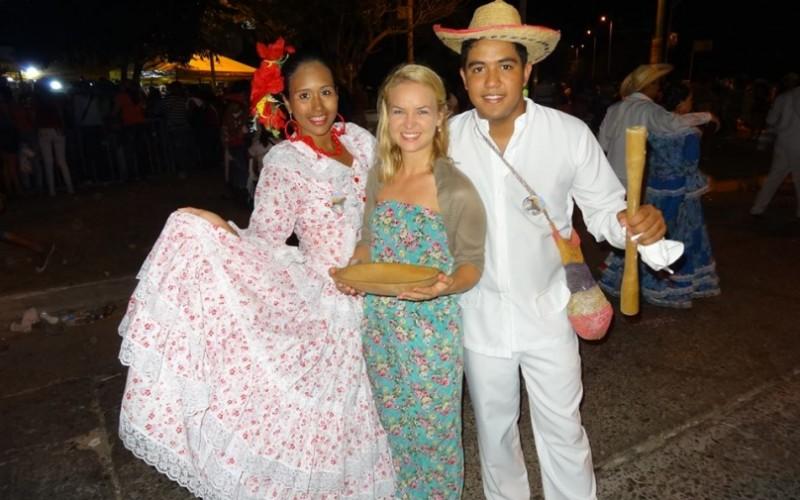 Krížom krážom po Kolumbii