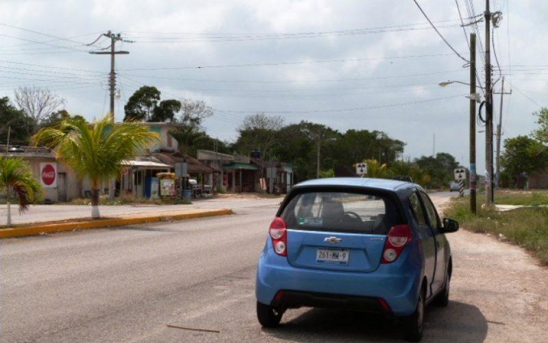 """Ako si """"správne"""" vybrať požičovňu áut v Mexiku"""