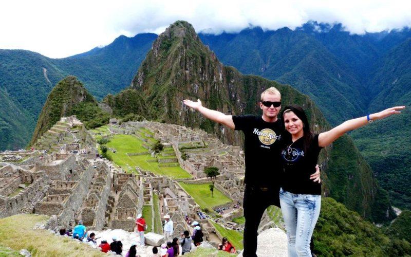 Cesta do bájneho mesta Cuzco