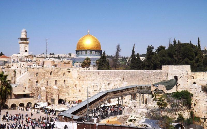Svätá Zem, Izrael, Palestína