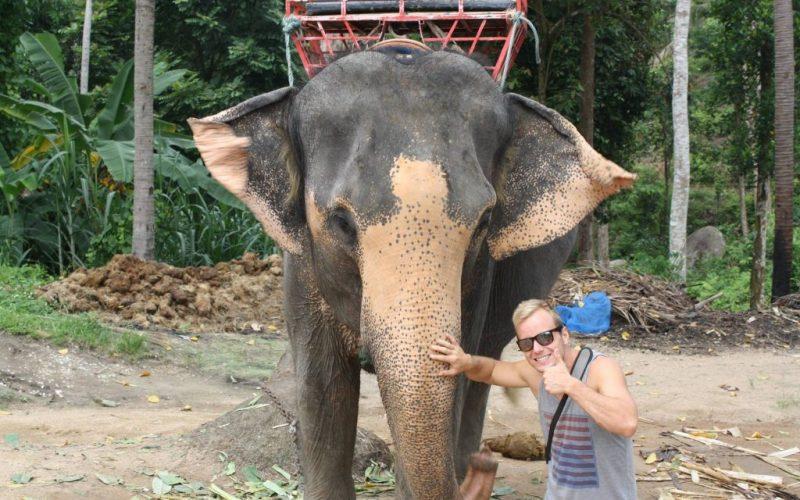 Kho Phangan, ostrov v Thajskom zálive