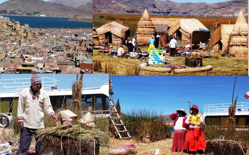 Jazero Titicaca