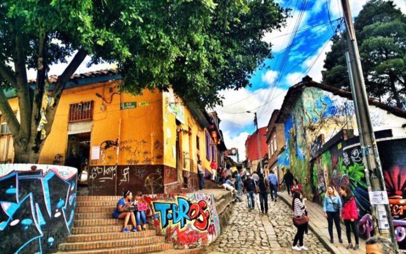 Prvý deň v Kolumbii + rozpočet