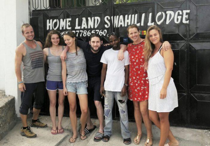 Prison Island, Nungwi a prastaré korytnačky