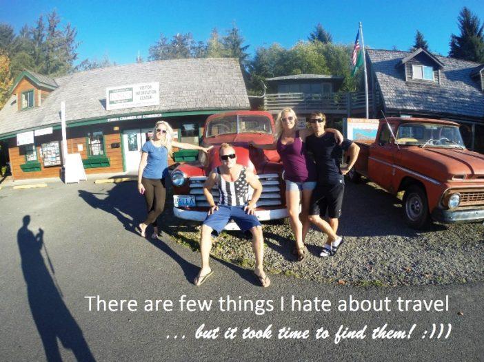 Čo na cestovaní najviac nenávidím