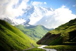 Národný Park Lagodehki a dlhá cesta do Ušguli