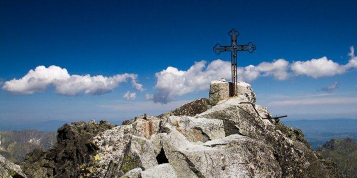 Výstup na strechu Slovenska