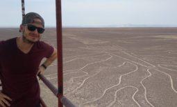 Návrat do Limy a obrazce na planine Nazca