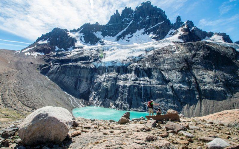 4 dni v NP Cerro Castillo, Patagónia