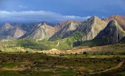 Národný Park Torotoro v Bolívii