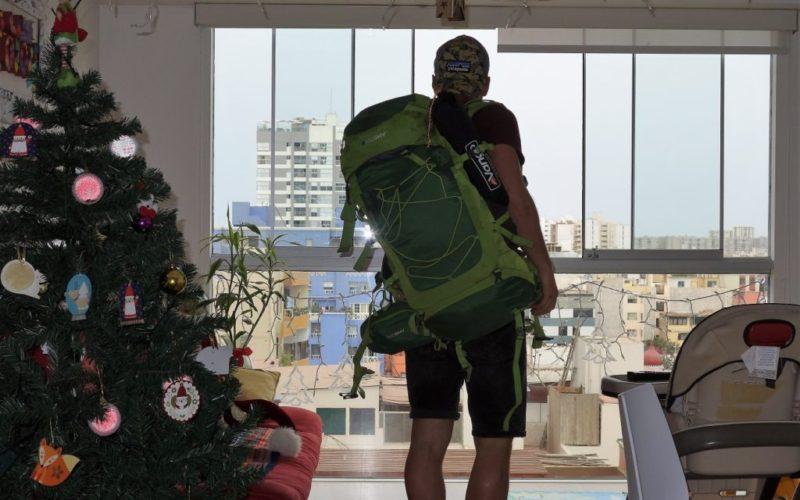 Vitaj v Peru, Marčelo! Trip začína