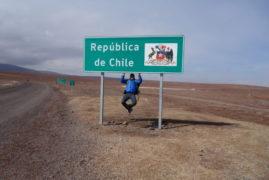 Naprieč nehostinnou púšťou Atacama