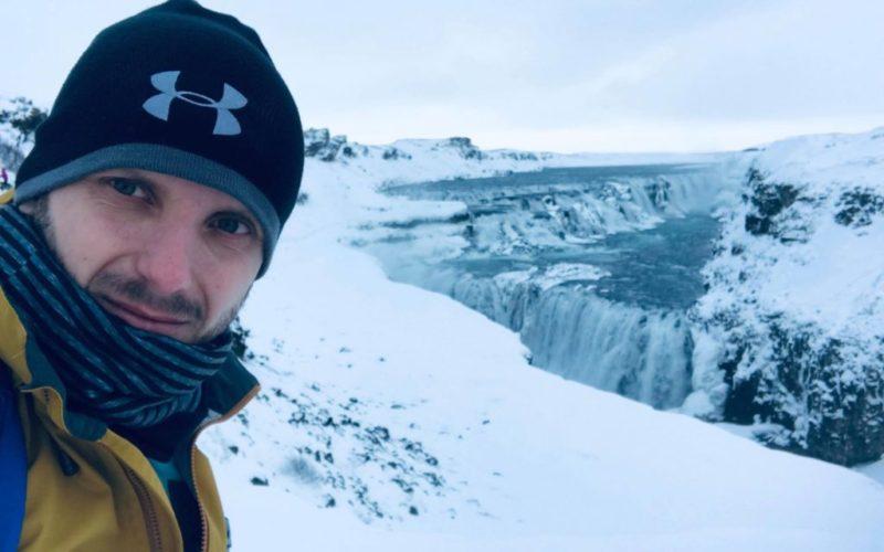 Island, prílet do snehovej kalamity