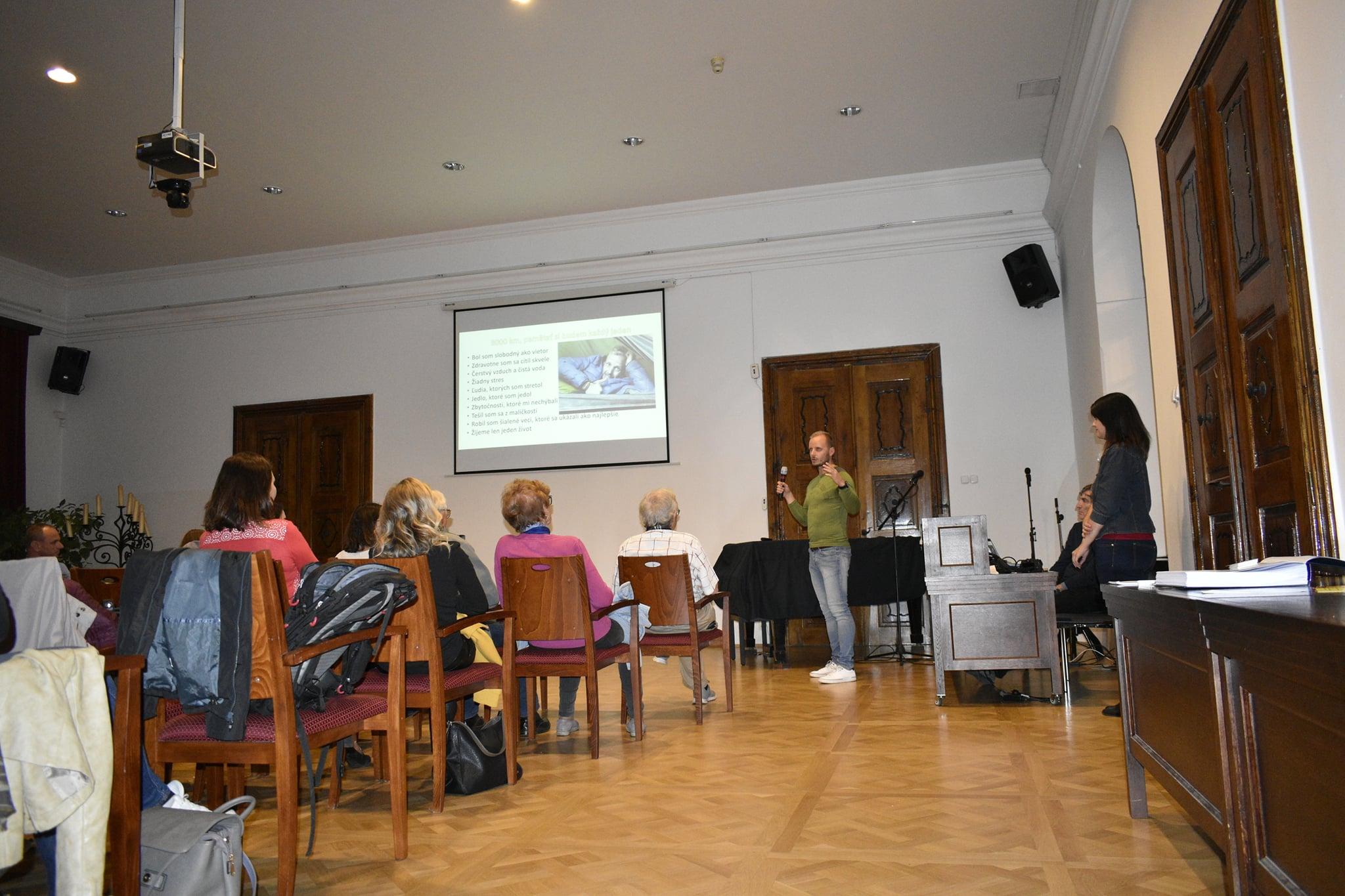 Prednáška